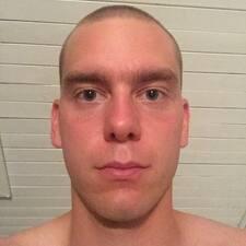 Matej felhasználói profilja
