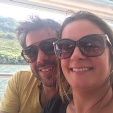 Profil korisnika Bruno & Cláudia