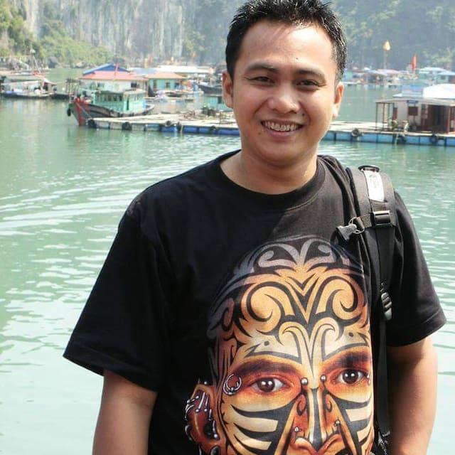 Agus Mentari User Profile