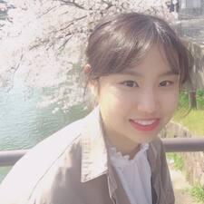 Miyu felhasználói profilja