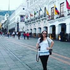 Profil Pengguna María Ximena