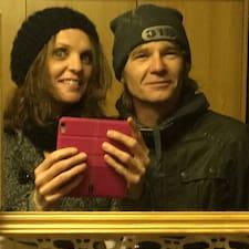 Manuela & Richard felhasználói profilja