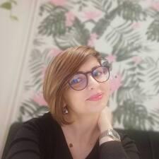 Användarprofil för Roxana Ioana