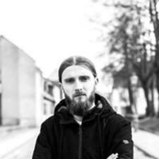 Vainius felhasználói profilja