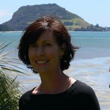 Clare - Uživatelský profil