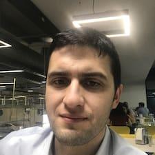 Osman - Uživatelský profil