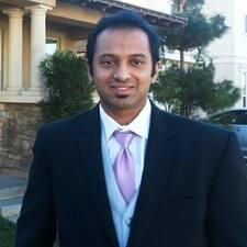 Profil Pengguna Naveen