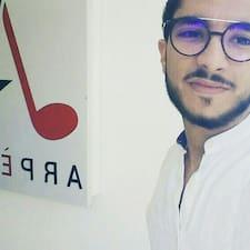 Profilo utente di Najoua