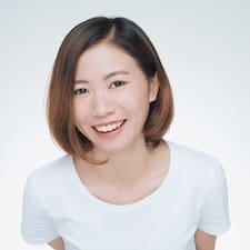 Perfil do utilizador de Vicky Chenwen