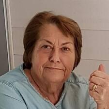 Ginette felhasználói profilja