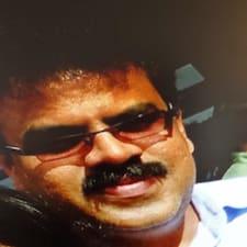 Perfil do usuário de Viswanatha