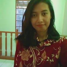 Profil Pengguna Yunita