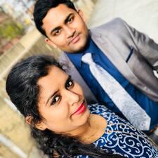 Profil Pengguna Shrijha