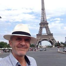 Profilo utente di Serge Bernard Henri