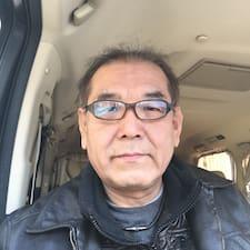Profil utilisateur de Hirokazu