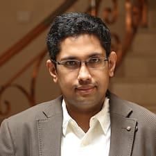 Användarprofil för Anand