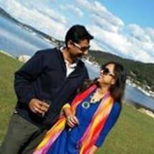 Indraj Sinha & User Profile