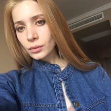 Saniya - Uživatelský profil