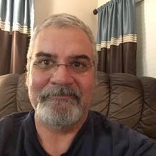 Tobin felhasználói profilja