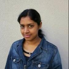 Profil utilisateur de Aruna