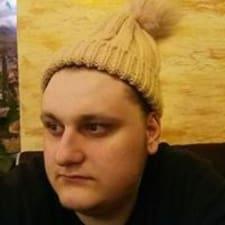 Användarprofil för Paweł