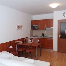 Apartmán User Profile