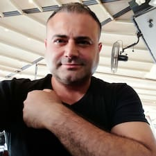 Perfil do utilizador de Ahmet