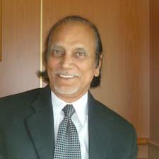 Govind felhasználói profilja