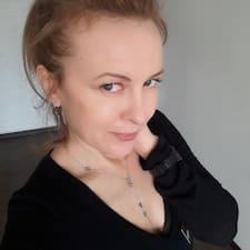 Oxana的用戶個人資料