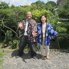 Profil utilisateur de Kouichi & Teru