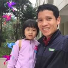 Hạnh felhasználói profilja