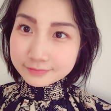 Perfil do usuário de Mayuka