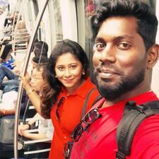 Krishayini User Profile