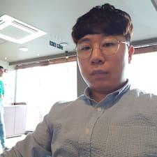 Perfil do utilizador de 태현