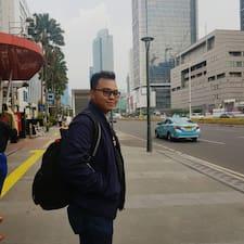 Profil utilisateur de Muhammad Naufal