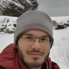 Profil utilisateur de Pierre-Louis