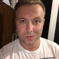 Användarprofil för Vyacheslav