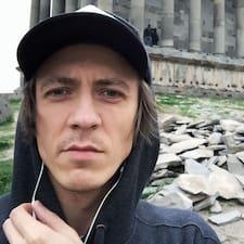 Данил Brukerprofil