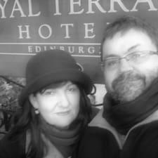 Lynne & Marcus User Profile