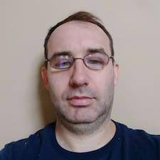 Hunter felhasználói profilja