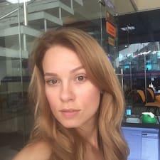 Perfil do utilizador de Olga