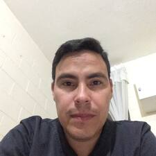 Profil utilisateur de Luis