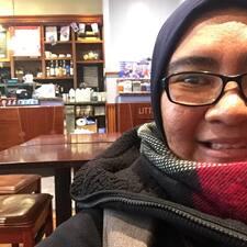 Farah Nadzirah User Profile
