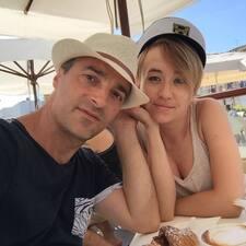 Oksana & Cosimo Kullanıcı Profili