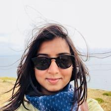 Shreya Brukerprofil