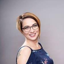Livia felhasználói profilja