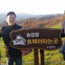 Användarprofil för Jaeyoung