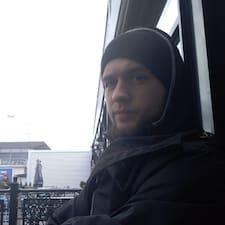 Профіль користувача Kristián