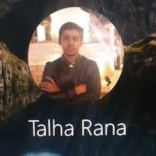 Profil utilisateur de Talha