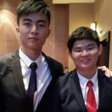 Profil utilisateur de Aaron Sing Yen